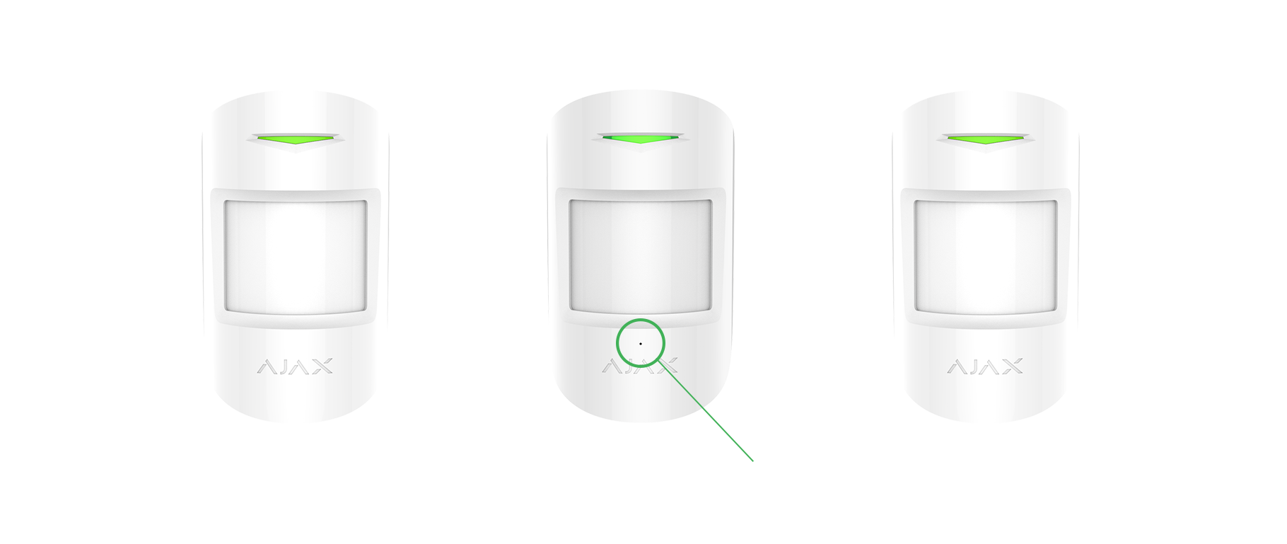 ajax sensors package