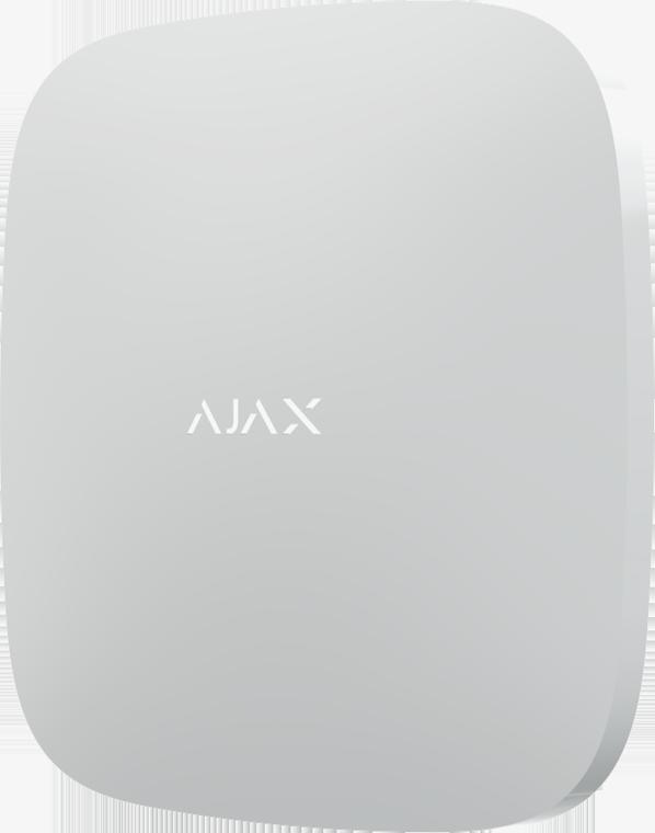Ajax StarterKit Ajax hub white
